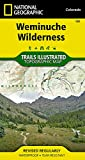 Weminuche Wilderness (National Geographic Trails Illustrated Map)