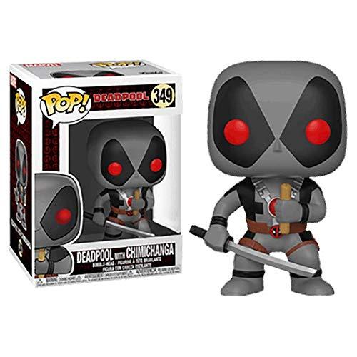 Funko Pop! Marvel Deadpool chimichanga