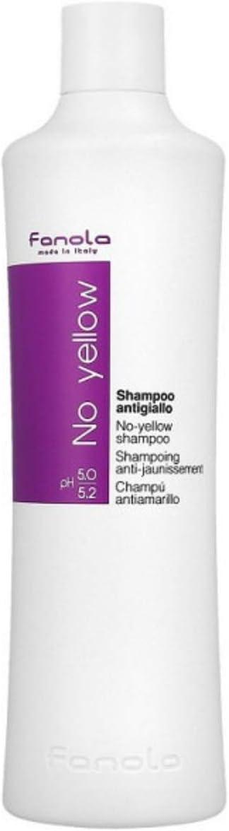 Shampoo antigiallo - Fanola
