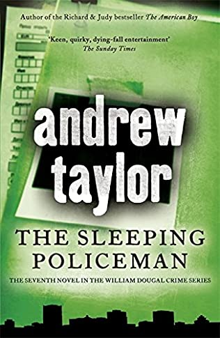 book cover of The Sleeping Policeman