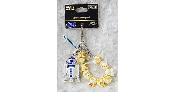Amazon.com: Importado de Japón R2-D2 Llavero con correa para ...