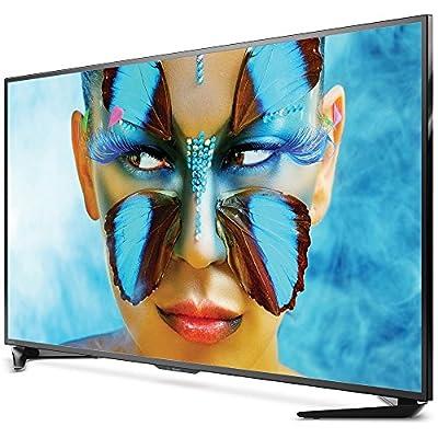 "SHARPLC50UB30U49.5""LCD TV, Dark Gray(Certified Refurbished)"
