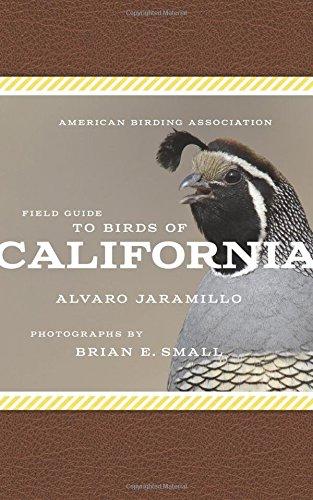 American Birding Association Field Guide To Birds Of California ...