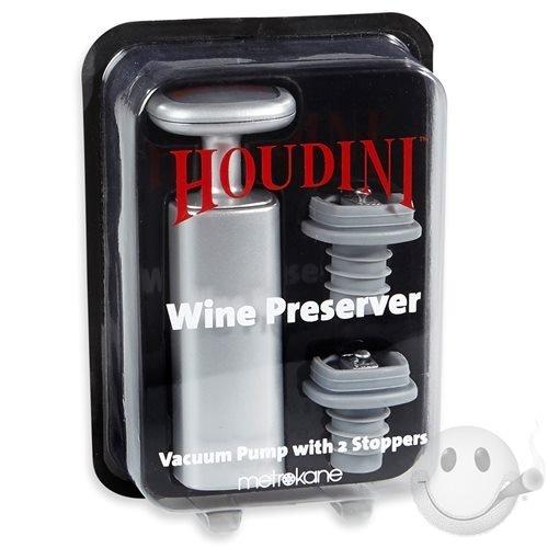 (Houdini Wine Preserver)