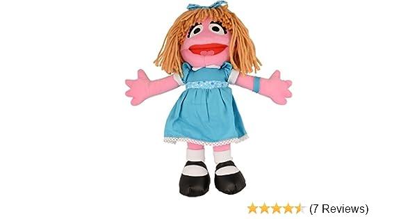 Amazon Com Sesame Place Prairie Dawn 13 Plush Toys Games