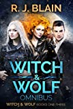 Bargain eBook - Witch and Wolf Omnibus Books 1 3