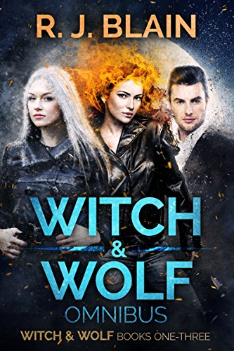 Witch & Wolf Omnibus Books 1-3 (Box Set) cover