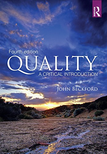 quality-a-critical-introduction