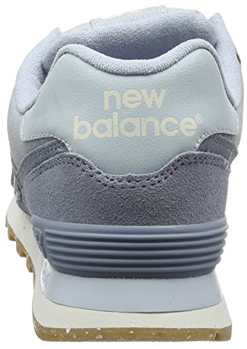 Balance Ml574sea New Grey Light Sneakers Gris Homme Basses vq55Swd