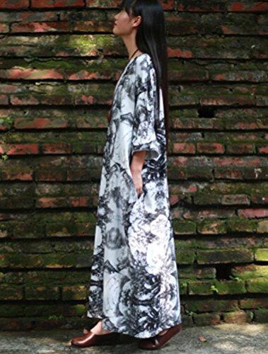 MatchLife - Vestido - vestido - para mujer 001-Negro