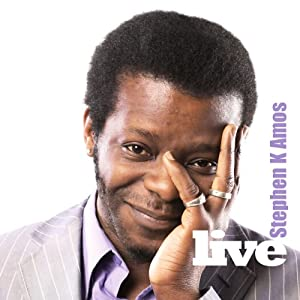Stephen K Amos Live (Dramatized) Performance