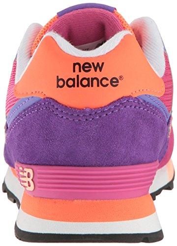 New Balance Kl574, Botines Unisex Niños Varios Colores (Nebula)