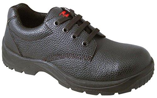 3 UK 36 EU Black Rock Sf03 Schwarz Unisex-Erwachsene Sicherheitsschuhe