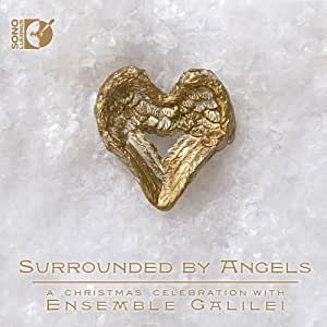 Surrounded by Angels (Blu Ray Audio & CD)