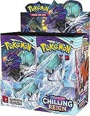 Pokémon TCG: Sword & Shield—Chilling Reign Booster Display