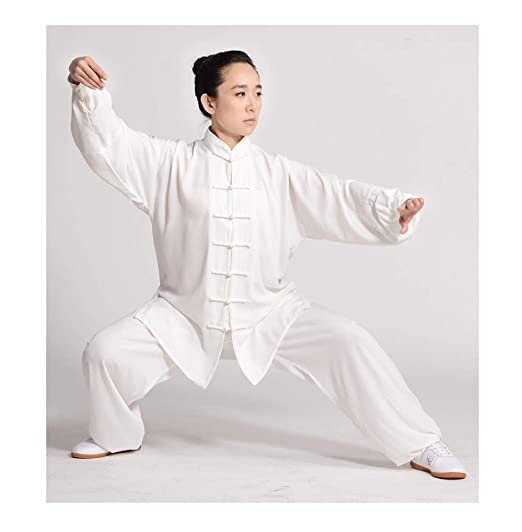 HUI Tai Chi Traje Mujer Maschi Transpirable Estilo Chino Tai Chi ...