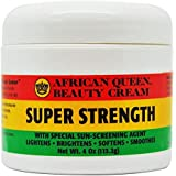 Amazon.com : African Queen Beauty Cream Mj Yellow 8oz : Body ...