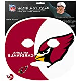 NFL Game Day Face Temporary Tattoo, 18-Ounce