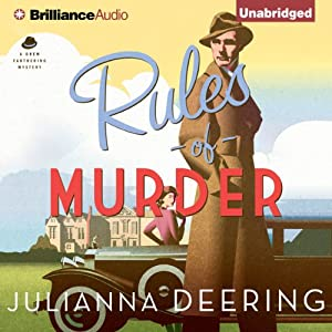 Rules of Murder Audiobook