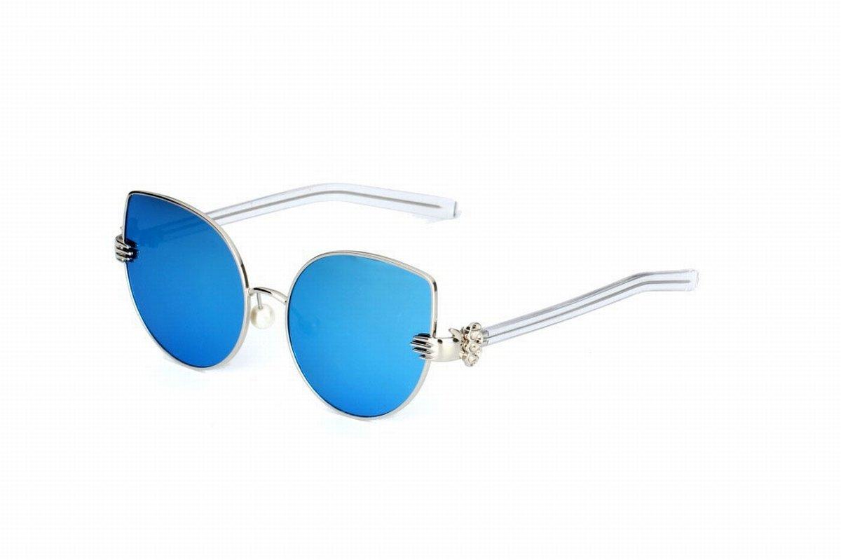 Unregelmäßige Sonnenbrille Windperlen Palme Flachrahmen Spiegel ...