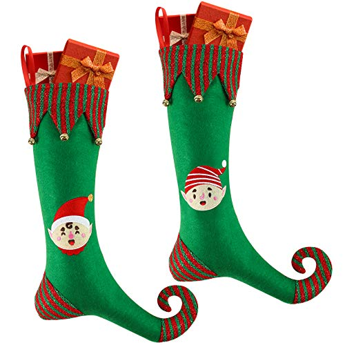 Adorable Stockings For Your Mantle!