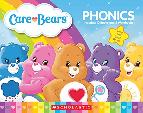 care-bears-phonics-boxed-set