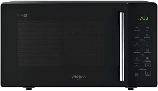 Whirlpool Microondas multifunción MWP253B con Grill: Amazon.es
