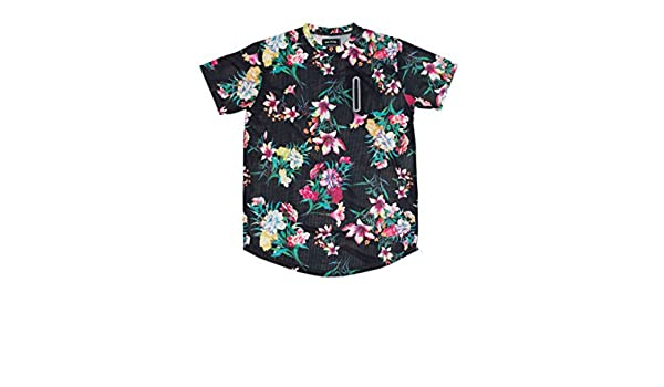 All Good Mens Griswold Floral Shirt Small Official Crown W15-0500