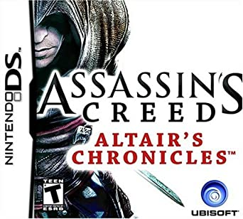 Amazon Com Assassin S Creed Altair S Chronicles Nintendo Ds