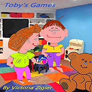 Toby's Games Audiobook