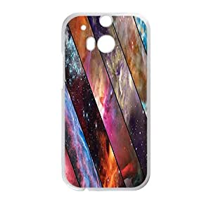 Cosmic starry sky Personalized Durable Case for HTC One M8