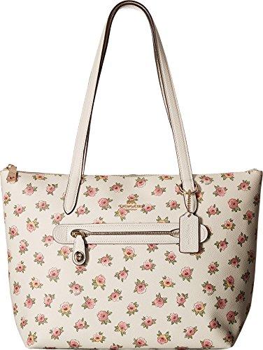 COACH Women's Flower Patchwork Pvc Taylor Tote Li/Flower Patch Handbag by Coach