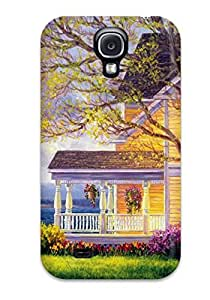 Cute High Quality Galaxy S4 House Case