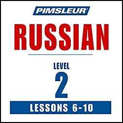 Russian Level 2 Lessons 6-10