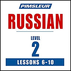Russian Level 2 Lessons 6-10 Speech