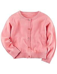 "Carter's Baby Girls' ""Soft Knit"" Cardigan"
