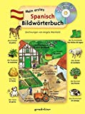 Mein erstes Spanisch Bildwörterbuch + CD