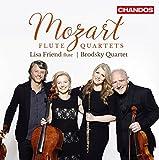 Mozart:Flute Quartets [Chandos: CHAN 10932]
