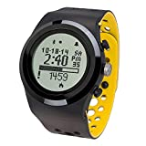 LifeTrak Brite R450 Heart Rate Watch, Midnight Black/Freesia