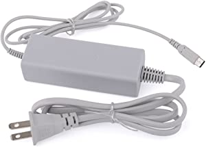 AUSTOR Gamepad Charger AC Adapter Wall Power Charger for Nintendo Wii U Gamepad
