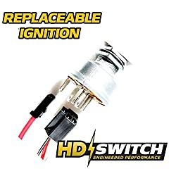 HD Switch John Deere Ignition Switch AM132500, 325