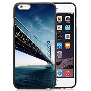 New Personalized Custom Designed For iPhone 6 Plus 5.5 Inch Phone Case For Akashi Kaikyo Bridge Japan Phone Case Cover