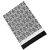 100 Printed Poly Mailers 10x13 Geometric Print Colored Shipping Envelopes Plastic Mailing Bags by Inspired Mailers