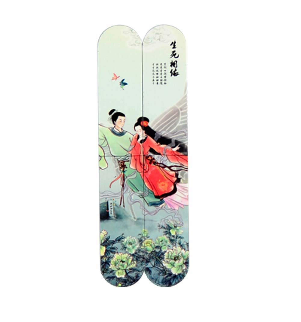 Chinese Ancient Love Stories Magnetic Bookmark-Page Clip,Legend of Liang Zhu - Chinese Ancient Love Stories Magnetic Bookmark-Page Clip,Legend of Liang Zhu