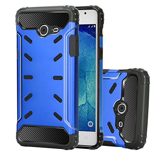 J7 V Case,7 2017 Case,DAMONDY Drop Protection Dual Layer Rub