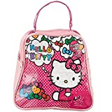 Hello Kitty Carry and Go Puzzle Bag - With 2 100 Piece Puzzles
