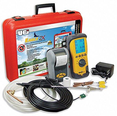 Portable Combustion Analyzer Kit ()