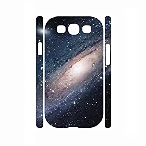 Fashionable Antiproof Nature Star Sky Pattern Skin for Samsung Galaxy S3 I9300 Case