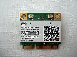 Dell WiFi Wireless LINK 5100 512AN_HMW Mini Card - CY256 0CY256 CN-0CY256