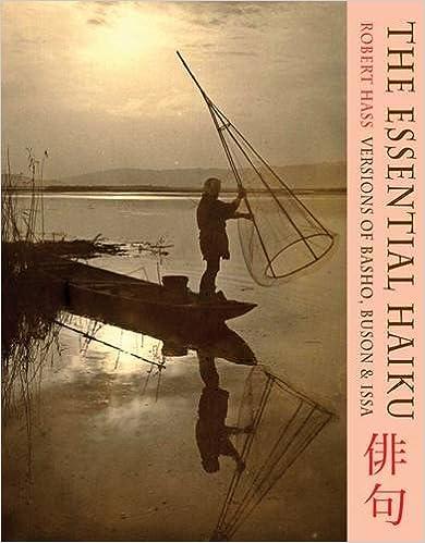 Book The Essential Haiku: Versions of Basho, Buson and Issa